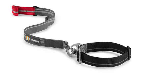 Ruffwear Quick Draw Leash Granite Gray